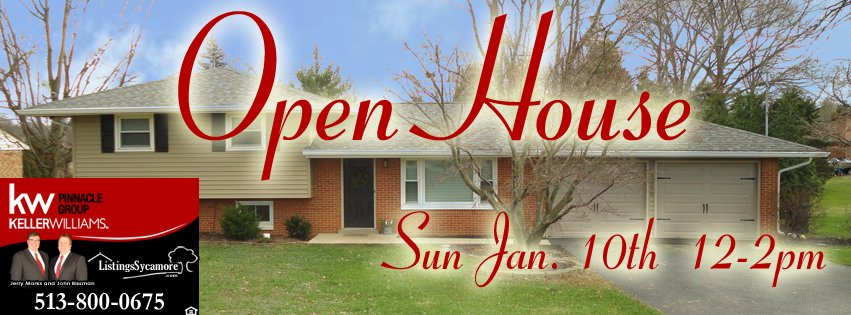 Open House Keller Williams Realtor Real Estate Sycamore Oh Realtor Real Estate for Sale Home for Sale